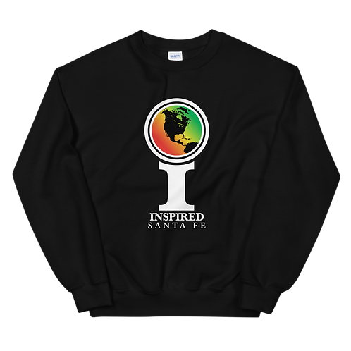 Inspired Santa Fe Classic Icon Unisex Sweatshirt