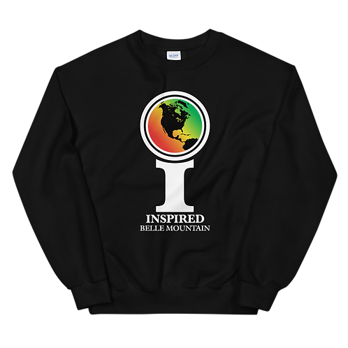Inspired Belle Mountain Classic Icon Unisex Sweatshirt