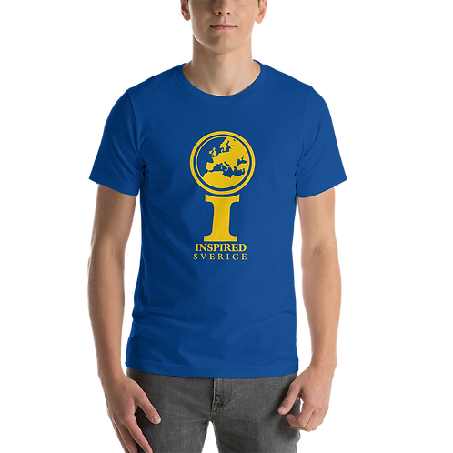 Inspired Sverige (Sweden) Classic Icon Unisex T-Shirt
