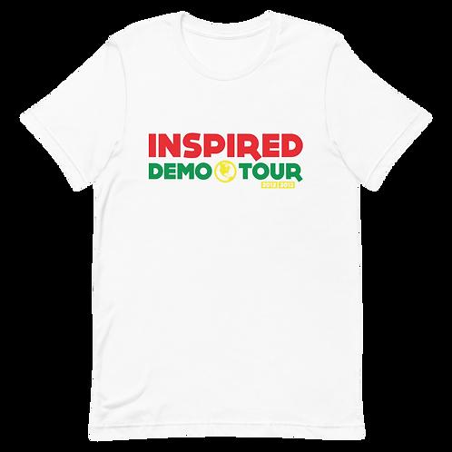 Inspired Demo Tour Unisex T-Shirt