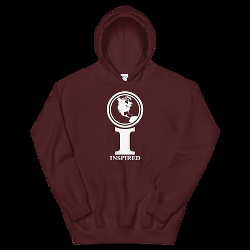 Inspired North America Classic Icon Unisex Hoodie