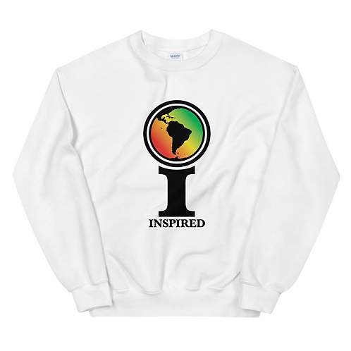 Inspired South America Classic Icon Unisex Sweatshirt