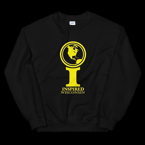 Inspired Wisconsin Classic Icon Unisex Sweatshirt