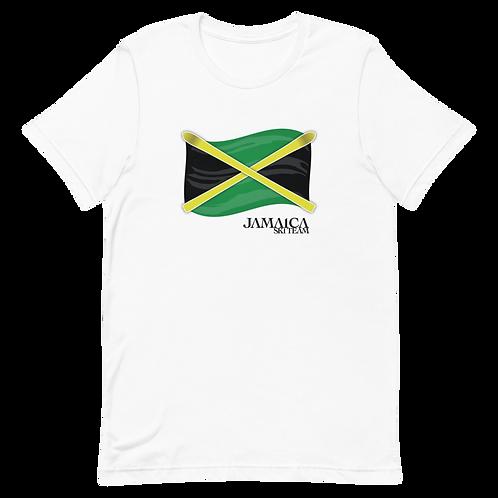 Inspired Jamaica Ski Team Unisex T-Shirt