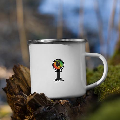 Inspired Classic Icon Enamel Mug