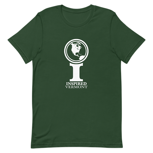 Inspired Vermont Classic Icon Unisex T-Shirt