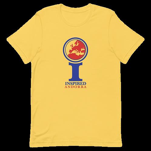 Inspired Andorra Classic Icon Unisex T-Shirt