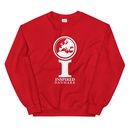 Inspired Danmark Classic Icon Unisex Sweatshirt