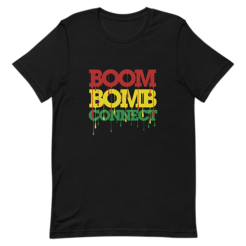 """Inspired """"BOOM BOMB CONNECT"""" Unisex T-Shirt"""