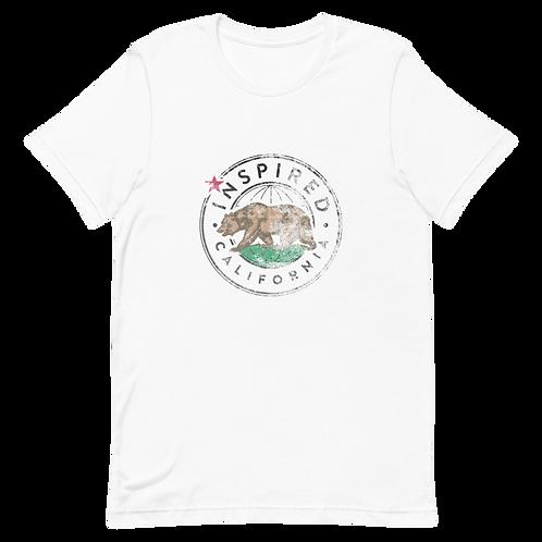 Inspired California Signature Unisex T-Shirt