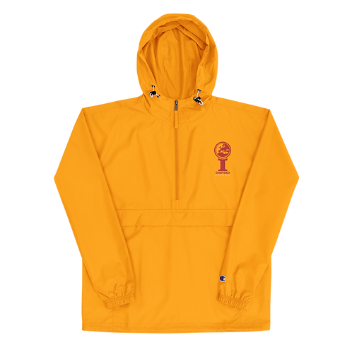 Inspired España (Spain) Classic Icon Embroidered Champion Packable Jacket
