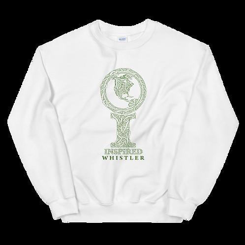 Inspired Whistler Ganja Icon Unisex Sweatshirt