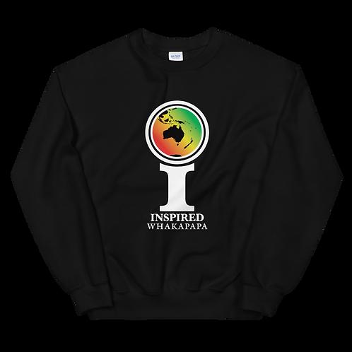 Inspired Whakapaka Classic Icon Unisex Sweatshirt