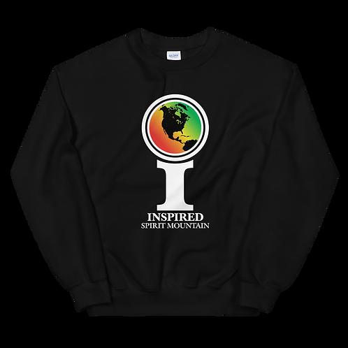 Inspired Spirit Mountain Classic Icon Unisex Sweatshirt