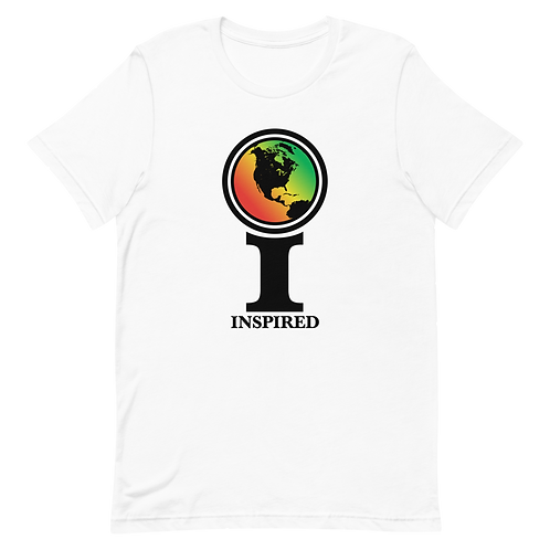 Inspired N.A. Classic Icon Unisex T-Shirt