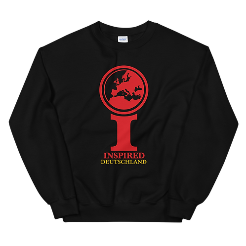Inspired Deutschland (Germany) Classic Icon Unisex Sweatshirt