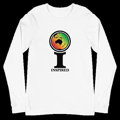 Inspired Oceania Classic Icon Unisex Long Sleeve Tee