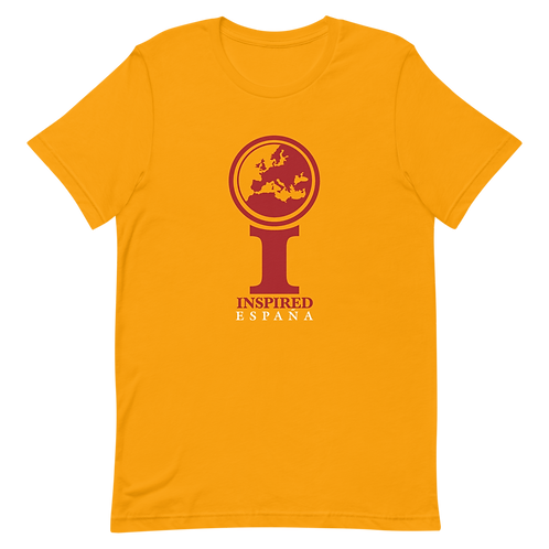 Inspired España (Spain) Classic Icon Unisex T-Shirt