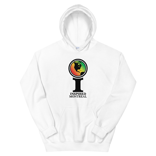 Inspired Montreal Classic Icon Unisex Hoodie
