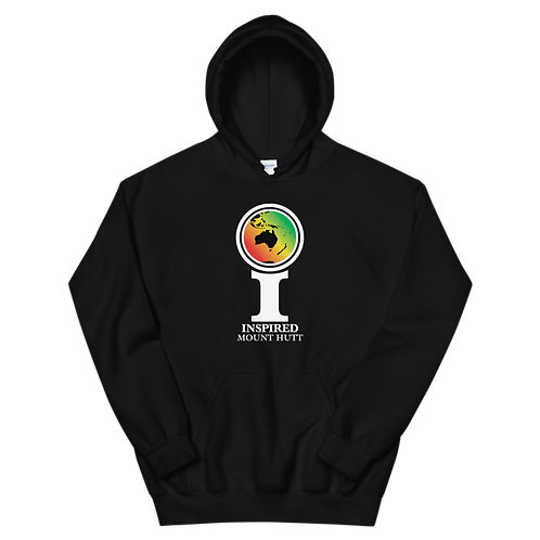 Inspired Mount Hutt Classic Icon Unisex Hoodie