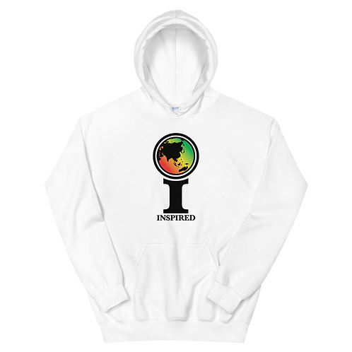Inspired Asia Classic Icon Unisex Hoodie