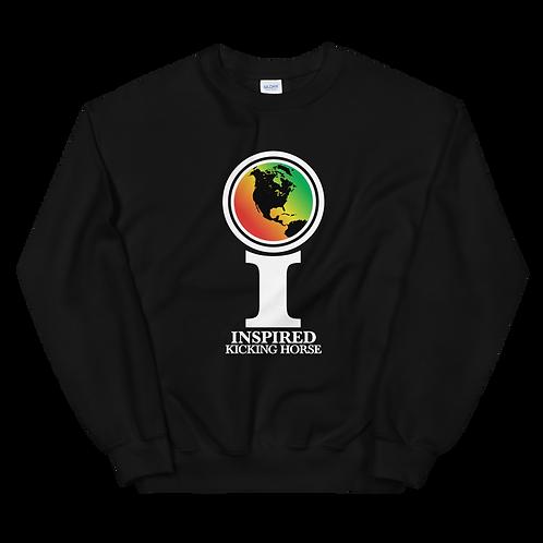 Inspired Kicking Horse Classic IconUnisex Sweatshirt