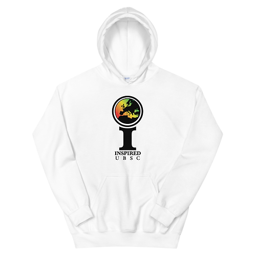 Inspired UBSC Classic Icon Unisex Hoodie