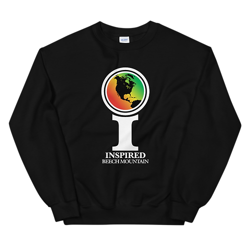 Inspired Beech Mountain Classic Icon Unisex Sweatshirt