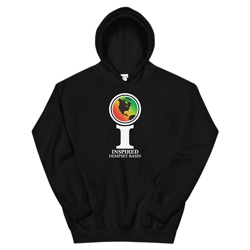 Inspired Dempsey Basin Classic Icon Unisex Hoodie