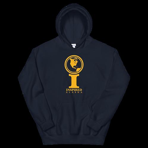 Inspired Alaska Classic Icon Unisex Hoodie