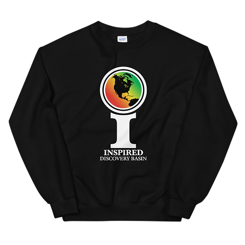 Inspired Discovery Basin Classic Icon Unisex Sweatshirt
