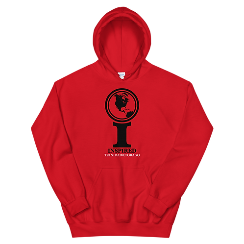 Inspired Trinidad and Tobago Classic Icon Unisex Hoodie