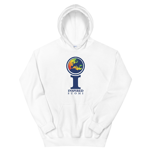 Inspired Suomi (Finland) Classic Icon Unisex Hoodie