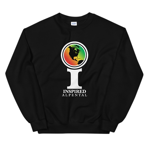 Inspired Alpental Classic Icon Unisex Sweatshirt