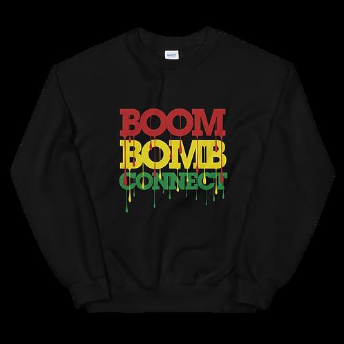"Inspired ""BOOM BOMB CONNECT"" Unisex Sweatshirt"
