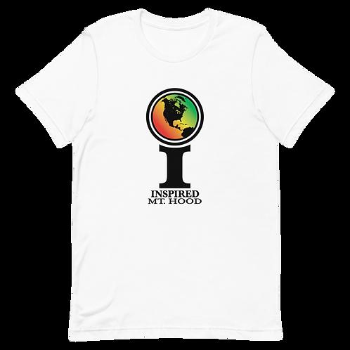 Inspired Mt. Hood Icon Unisex T-Shirt