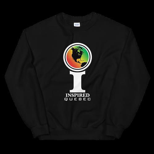 Inspired Quebec Classic Icon Unisex Sweatshirt