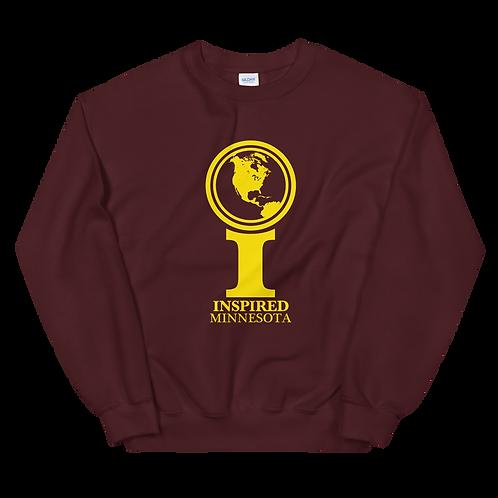 Inspired Minnesota Icon Unisex Sweatshirt