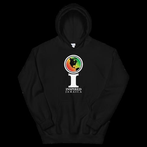 Inspired Jamaica Classic Icon Unisex Hoodie