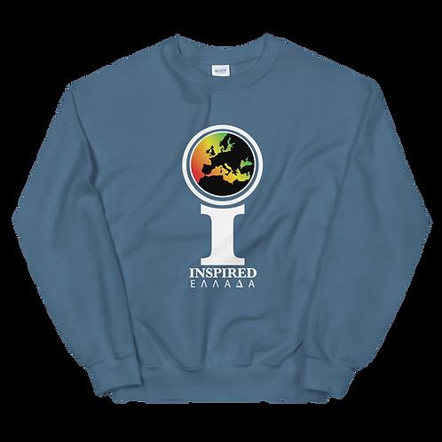 Inspired Ελλάδα (Greece) Classic Icon Unisex Sweatshirt