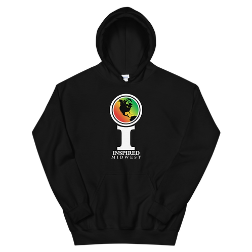 Inspired Midwest Classic Icon Unisex Hoodie