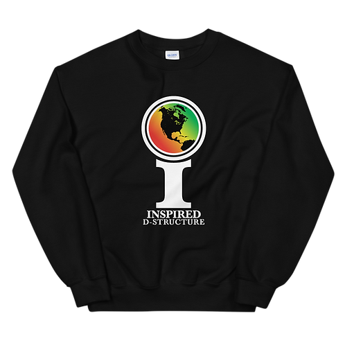 Inspired D-Structure Classic Icon Unisex Sweatshirt