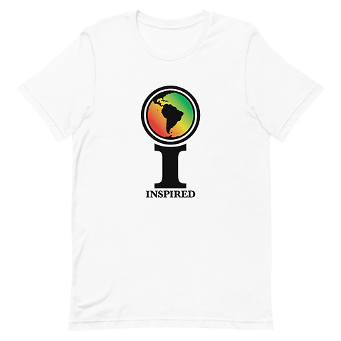 Inspired South America Classic Icon Unisex T-Shirt