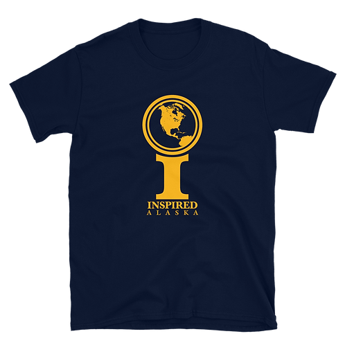 Inspired Alaska Classic Icon Unisex T-Shirt