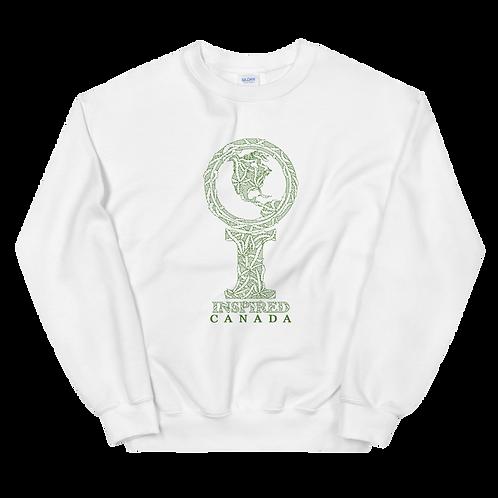 Inspired Canada Ganja Icon Unisex Sweatshirt
