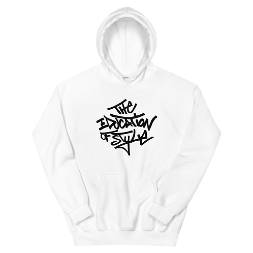 """Inspired """"The Education of Style"""" Hoodie"""