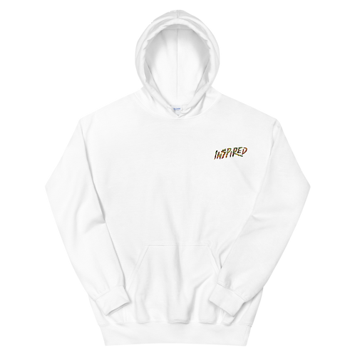 Inspired Embroidered Unisex Hoodie