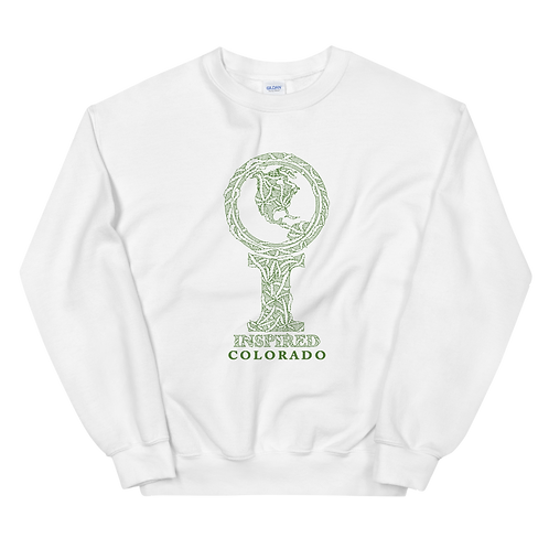 Inspired Colorado Ganja Icon Unisex Sweatshirt