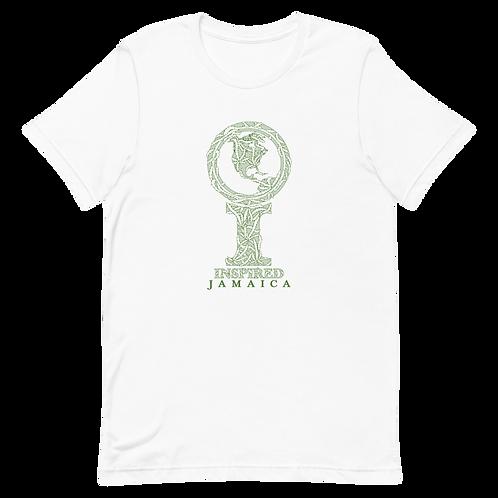 Inspired Jamaica Ganja Icon Unisex T-Shirt
