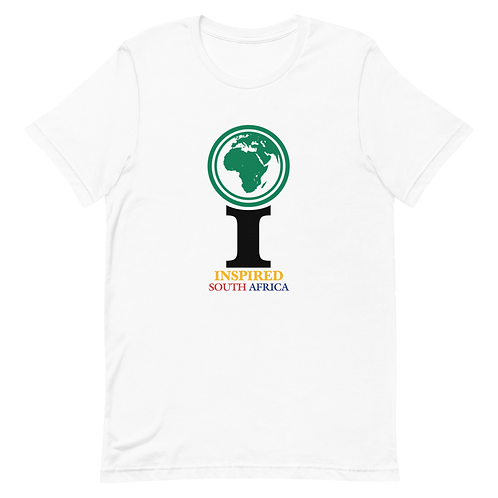 Inspired South Africa Classic Icon Unisex T-Shirt